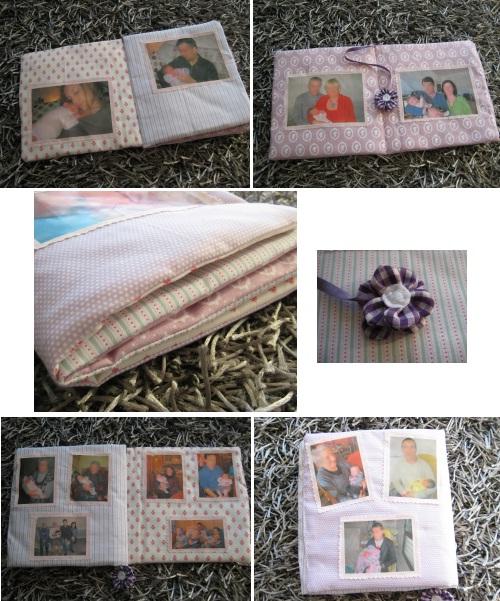 album photo en tissu pour b b point de croix et cie cowblog. Black Bedroom Furniture Sets. Home Design Ideas